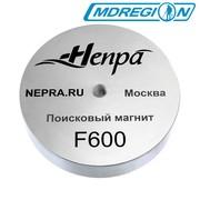 Магнит поисковый НЕПРА F=600 кг